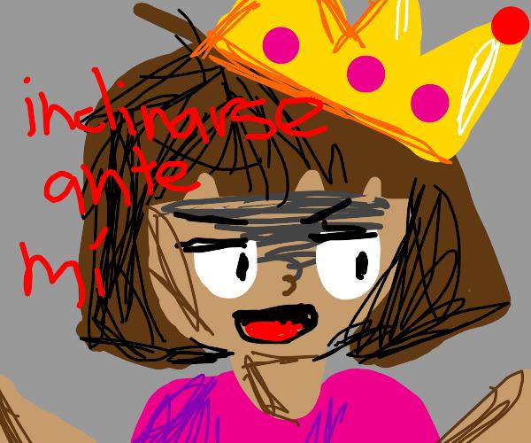 Queen Dora the Explorer