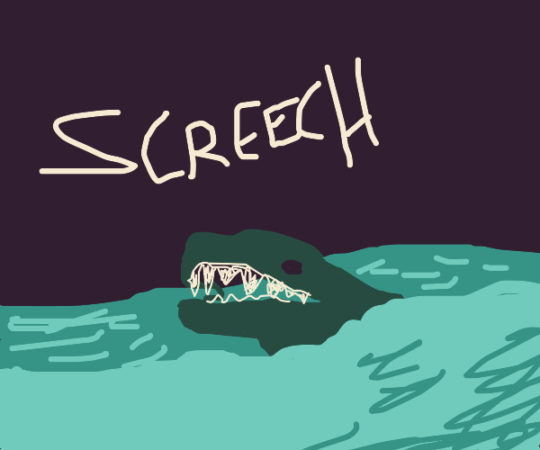 Screeching Eel from The Princess Bride