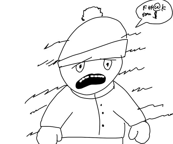 Cartman shocked