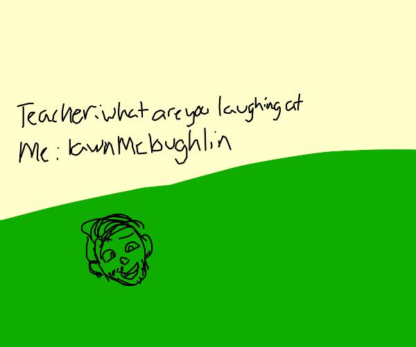 Lawn McLoughlin