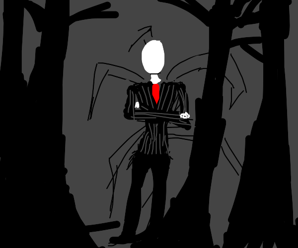 slenderman motions sup