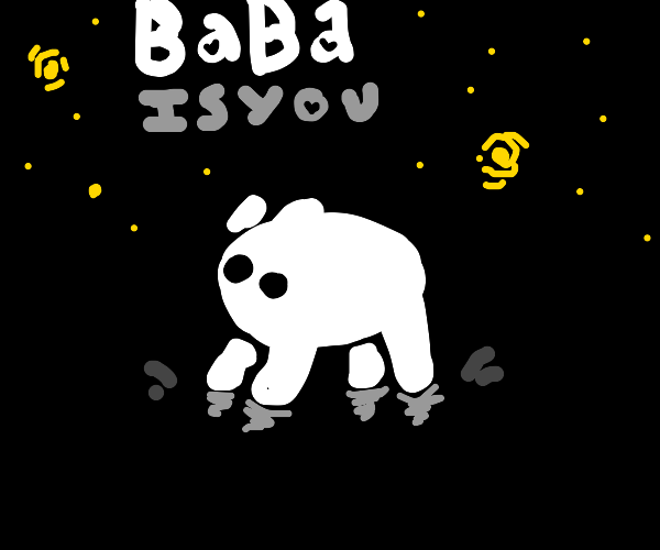 The Game BaBa Is You