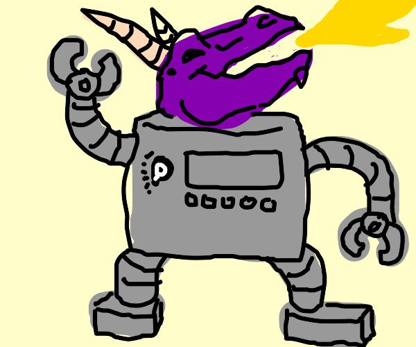 Robotic dragon