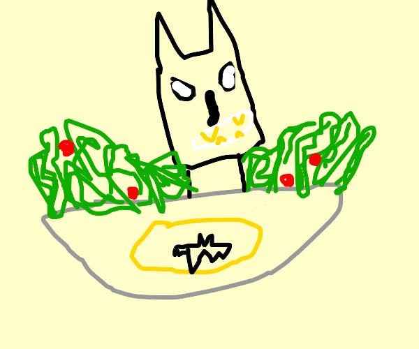 Batman Salad