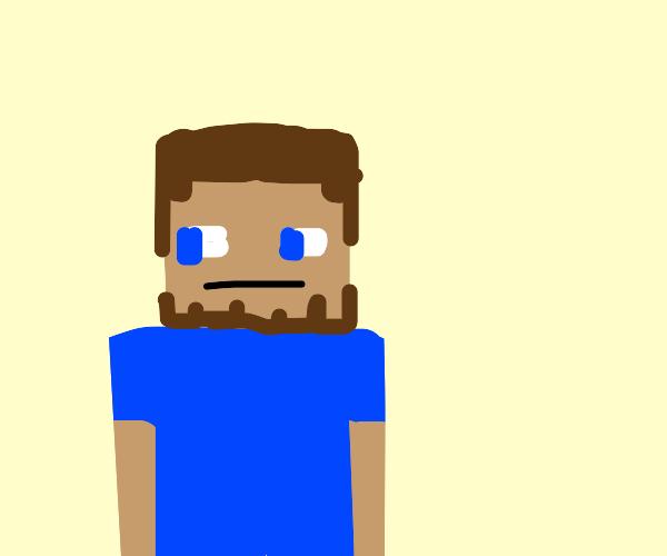 Steve from Minecraft