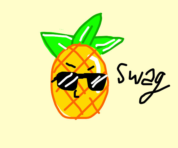 swag pineapple