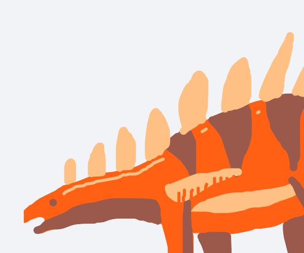 Kentrosaurs jwe (look it up)