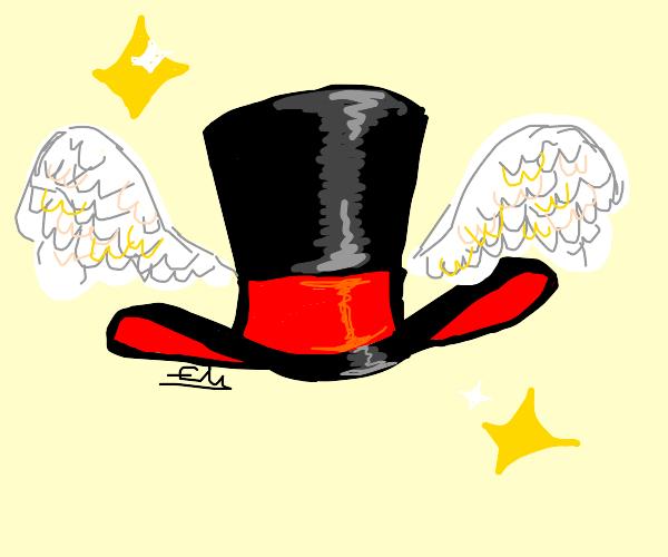 Angel hat?