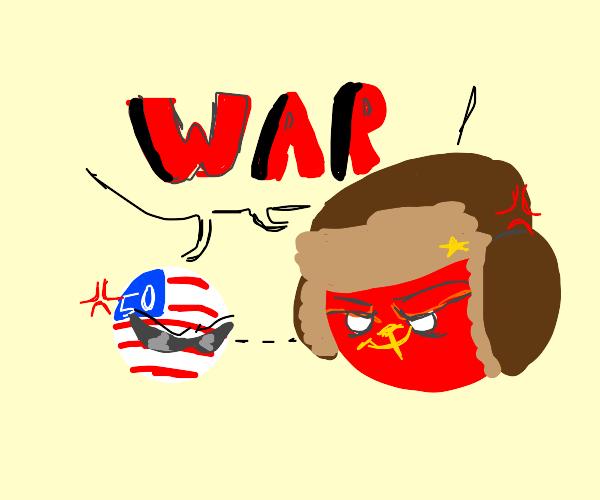 USAvsSovietUnion