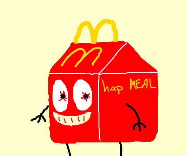 mac donald happ meal ,