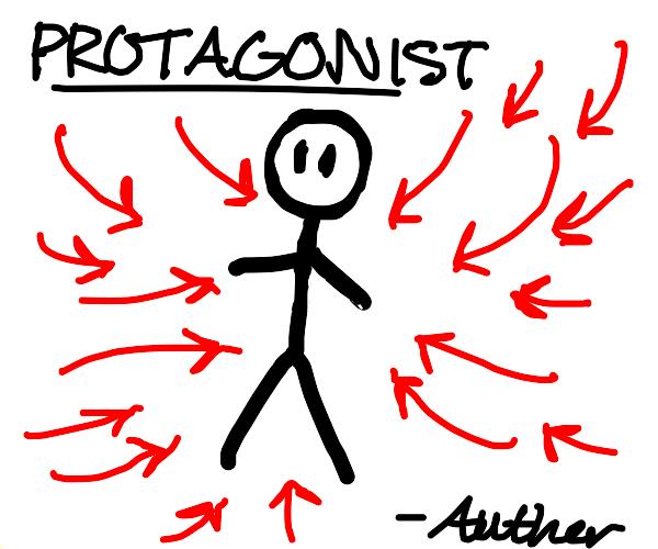 Designated protagonist