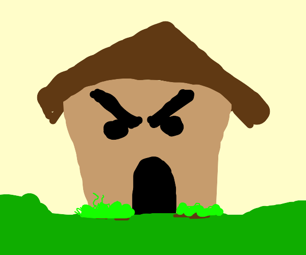 The Angry Hut