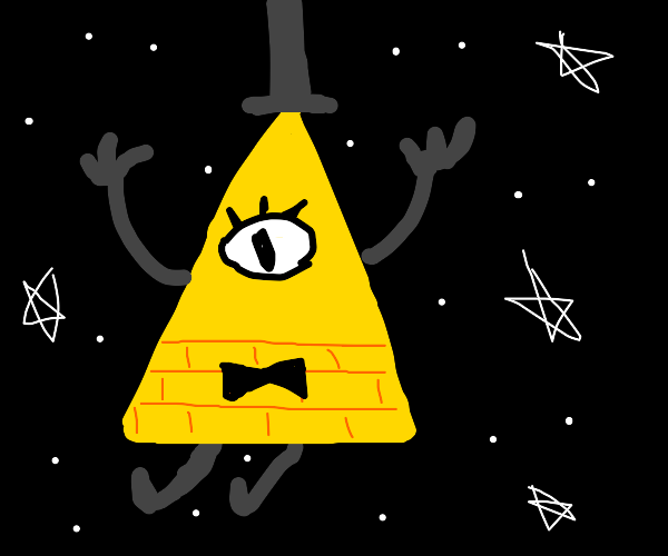 Bill Cipher takes over Another Universe