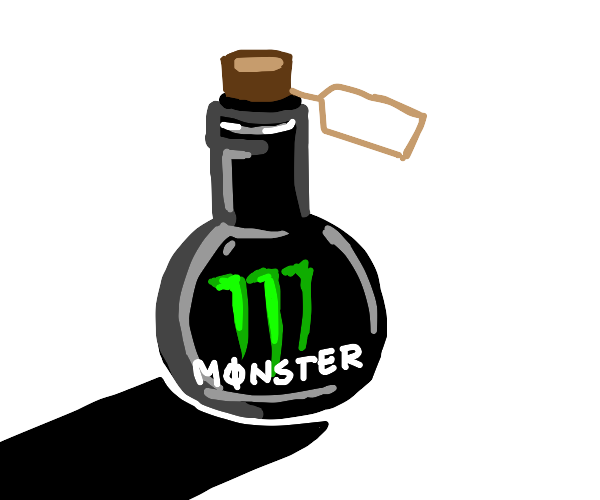 energy drink potion