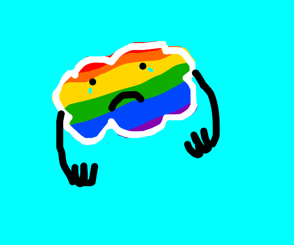 Rainbow Cloud wants Empathy