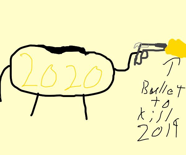 2020 murdered 2019