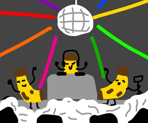 Banana Disco