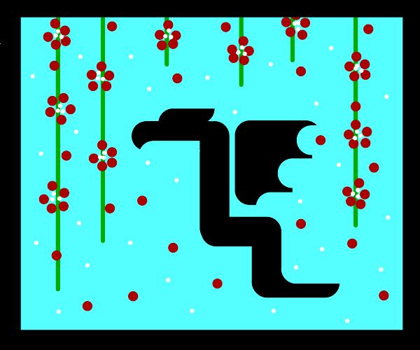Bebe flower dragon