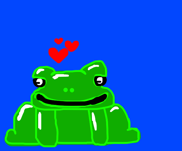 phrog loves u