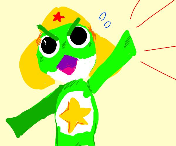 sgt frog