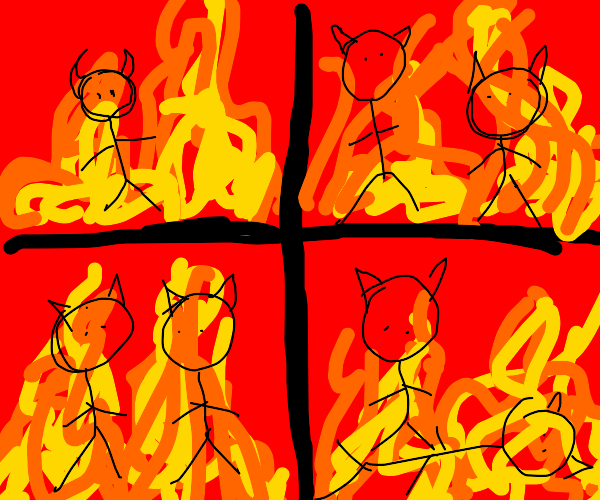 Loss but it's in hell