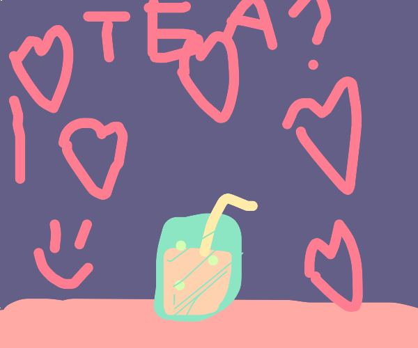Iced tea?