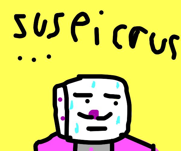 suspicious dice