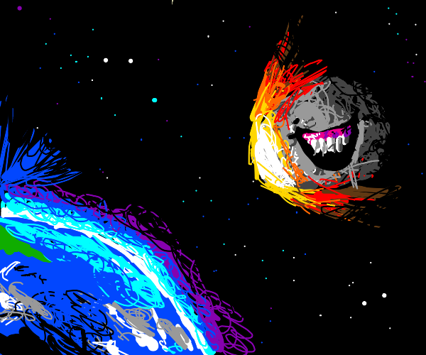 homely asteroid heading towards earth