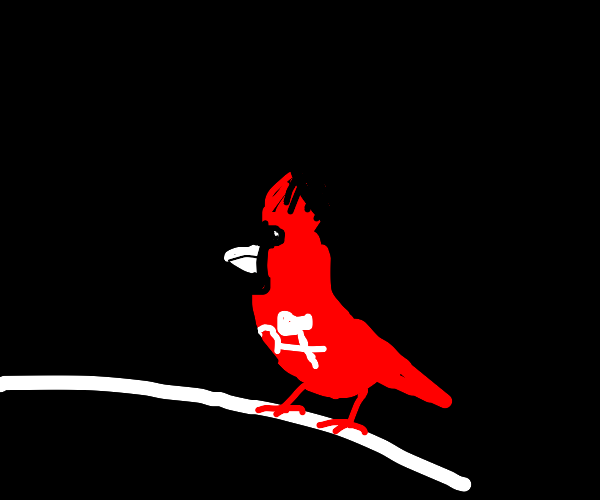 Communist Red Bird