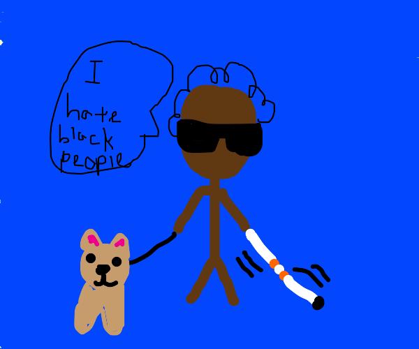 i hate black people