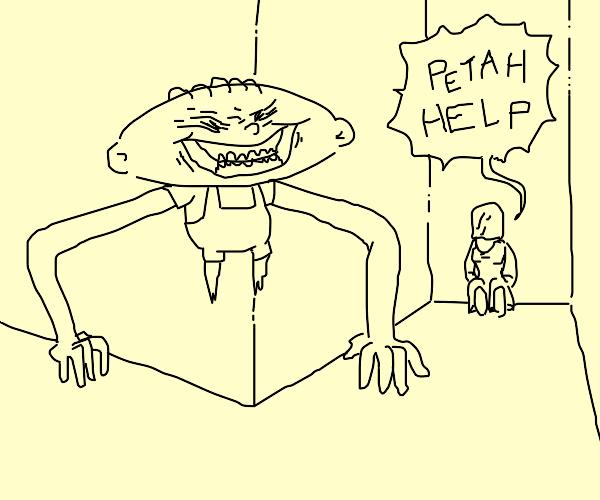 stewie griffin up to no good