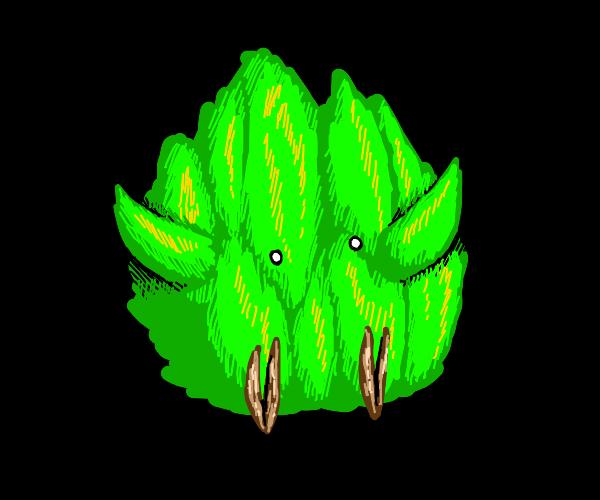 bush with ears