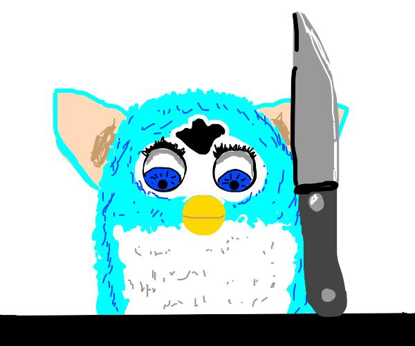 Cursed Furby