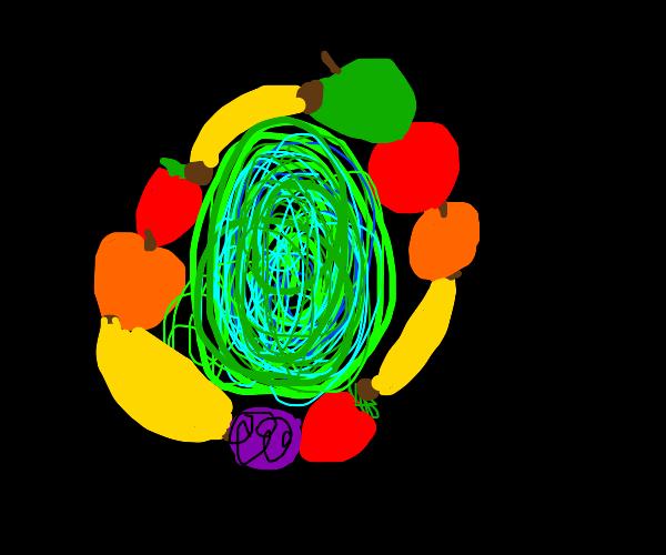 The Fruit Portal