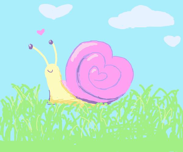 a love snail
