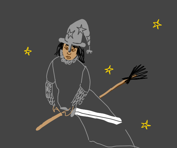 Witch Soldier