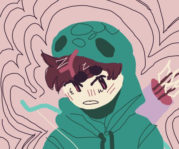 Snake hoodie archer boi