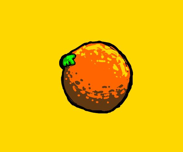 An orange. Just...an orange :)