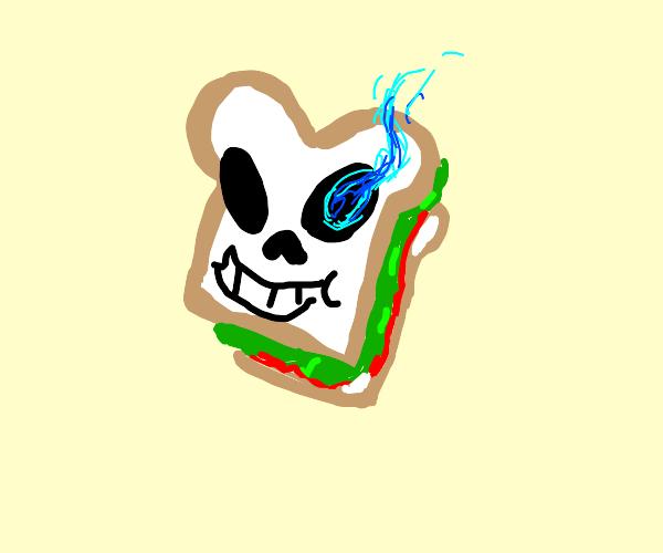 Sans sandwich