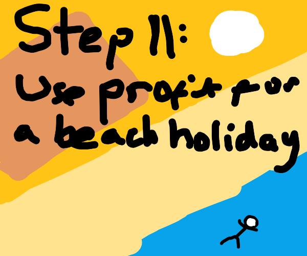 Step 10 Profit