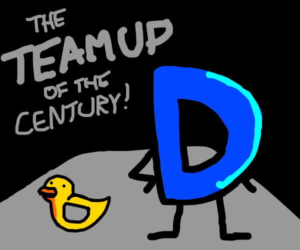 Duck and Drawception team up