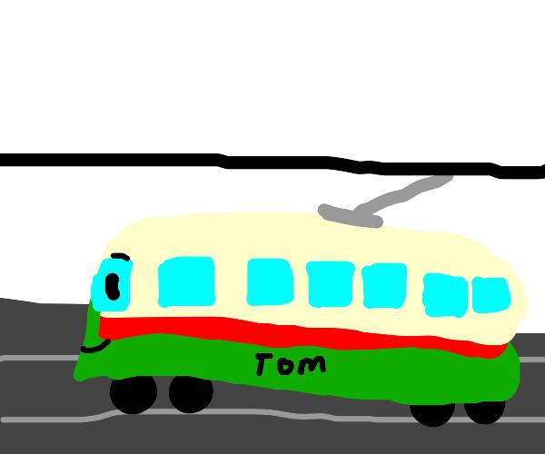 Trolley Tom