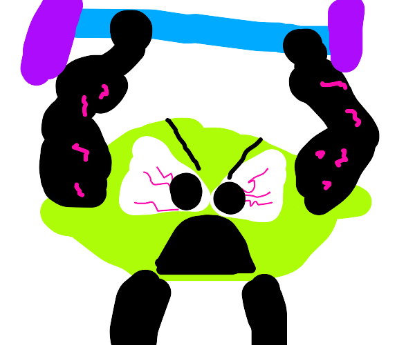 Strong lime