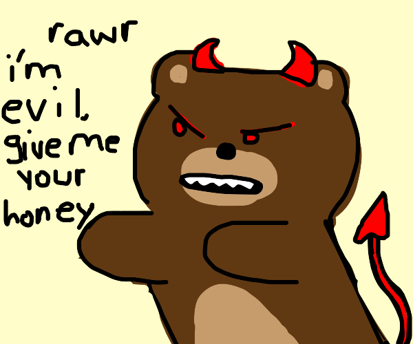 bear demon