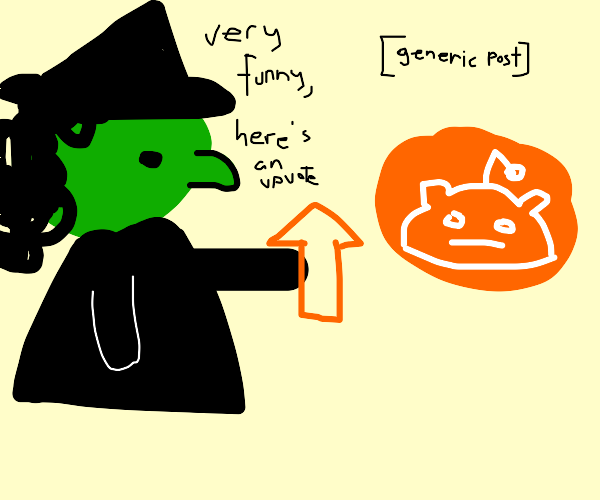 epic reddit funny moment green witch