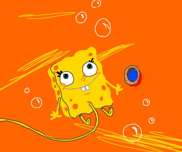 Fetus Spongebob