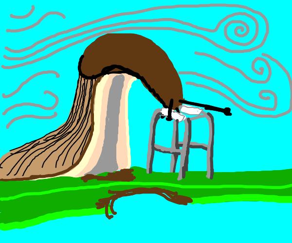 old man slug