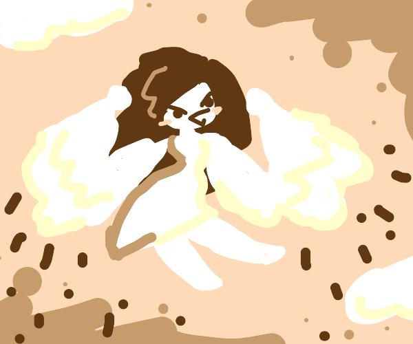 Buff weather girl