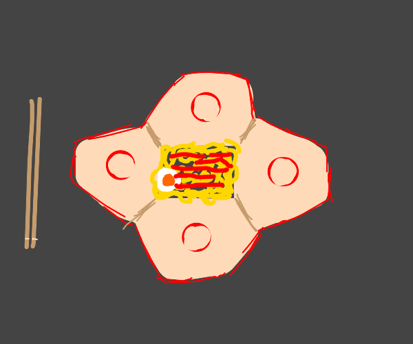 Paper Spaghetti