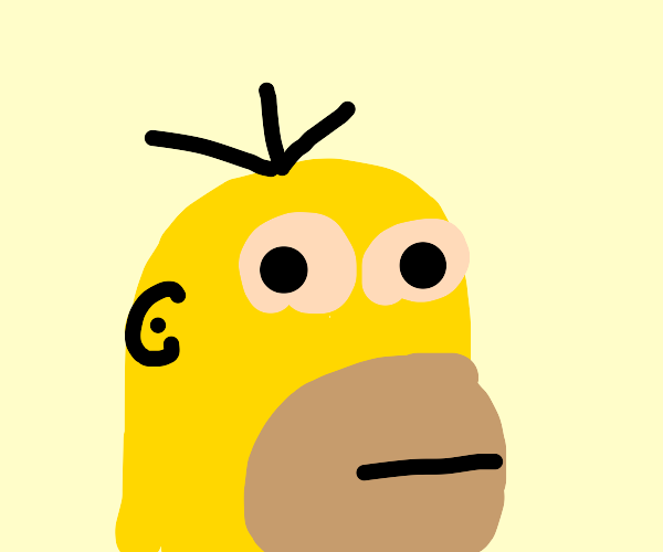 dad from the Simpsons